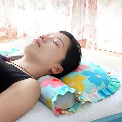 爆款颈椎枕头颈椎专用枕头成人脊椎枕保健修复护颈枕多种颜色可选