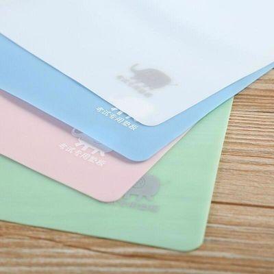 防滑全新复写纸票据开票文具板夹板隔板写字餐桌课桌全新复写纸