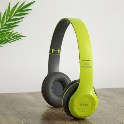 新款无线蓝牙耳机头戴式重低音可插卡可通话安卓苹果手机通用音乐