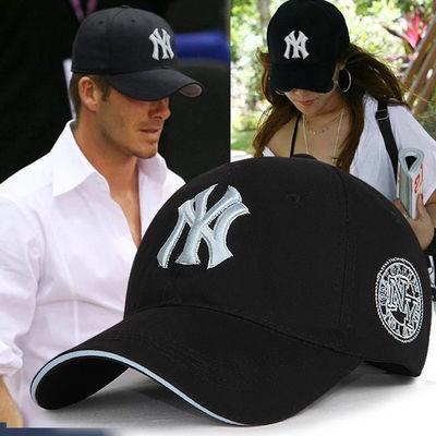 韩版男士帽子夏天帽子男速干帽棒球帽遮阳帽户外透气鸭舌帽女潮韩