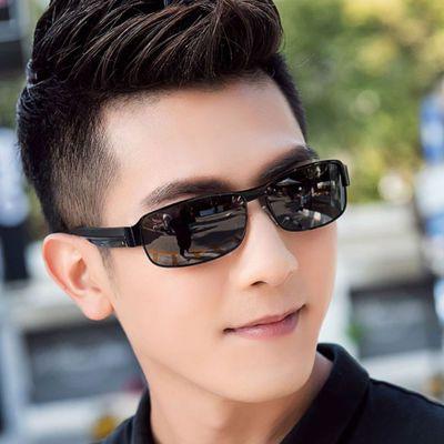 日夜两用墨镜男高清夜视镜开车专用太阳镜2019偏光驾驶镜钓鱼眼镜