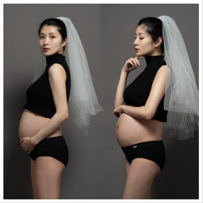 影楼孕妇装服装摄影照片写真艺术拍照小清新拍摄道具衣服主题服装