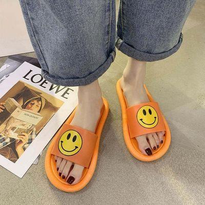拖鞋女夏季外穿家居防滑时尚情侣网红韩版软底凉拖鞋学生百搭拖鞋