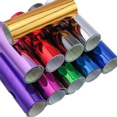 汽车电镀改色膜车顶膜全车膜镀铬膜防水镜面反光贴膜改装贴纸