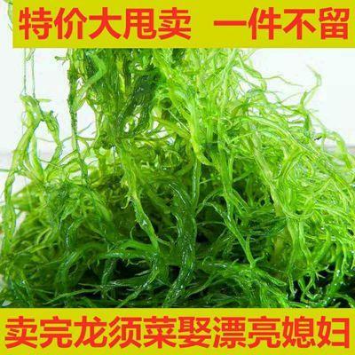 (亏本冲量)龙须菜凉拌菜海草海藻长寿菜鹿角菜石花菜海白菜海藻菜