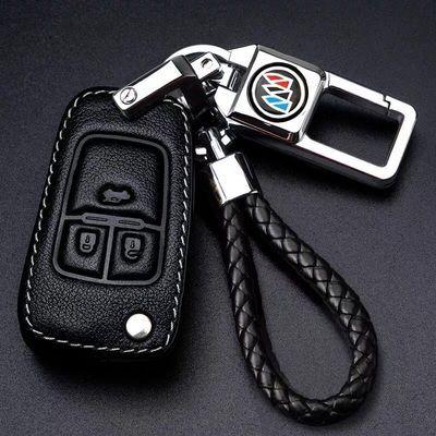 专用别克钥匙套新英朗威朗凯越君威君越GL8昂科拉XT汽车钥匙包套