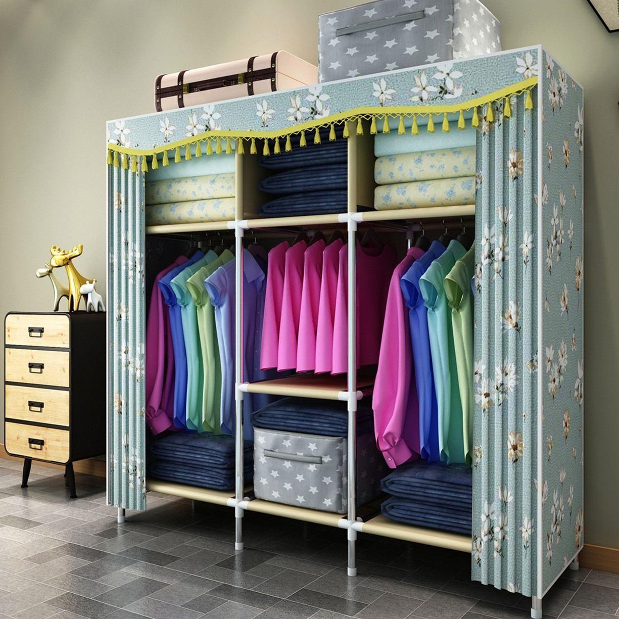 无纺布衣柜是实木的好还是钢管的好?-手机房天下知识