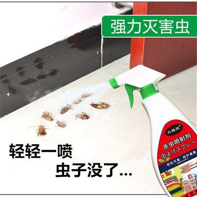 蟑螂药家用全窝端床上杀虫剂喷雾灭蚂蚁跳蚤虱子潮虫除螨虫灭蚊剂