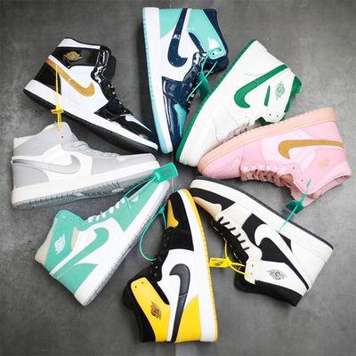 aj1空军一号高低帮男鞋百搭休闲鞋乔1篮球鞋女学生板鞋运动鞋子潮