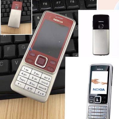 适用于诺基亚6300移动4G经典怀旧金属壳男女学生商务备用老人手机