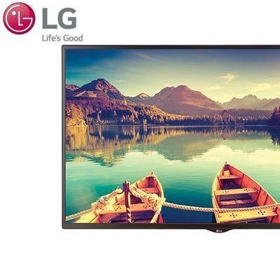 LG 49SM5KE 49英寸 商用数字显示器 广告机 壁挂 监控 屏幕