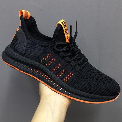 2020春夏季新款休闲鞋潮流百搭板鞋韩版运动鞋男跑步运动单鞋