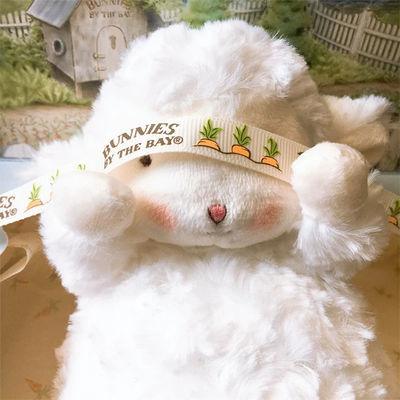 2020新品特卖美国bunnies小羊公仔毛绒玩具抖音同款网红小绵羊坐