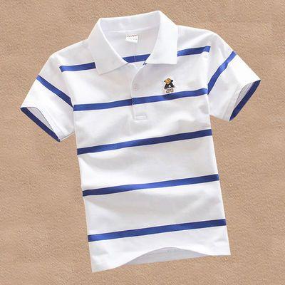 男孩短袖T恤纯棉8夏季10岁12儿童体恤11宝宝半袖13大童14小学生15