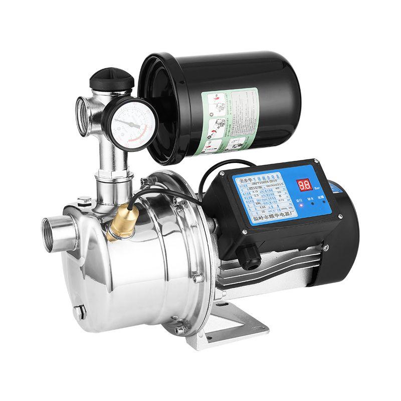 便宜的家用全自动自来水增压泵220v自吸泵井水抽水泵太阳能热水器加压泵