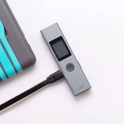 杜克测距仪小米LS-P激光笔电子尺微型红外线安士高精度迷你量房仪