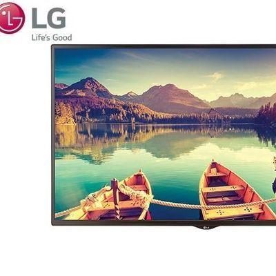 LG 55SM5KE 55英寸 商用数字显示器 广告机 壁挂 监控 屏幕
