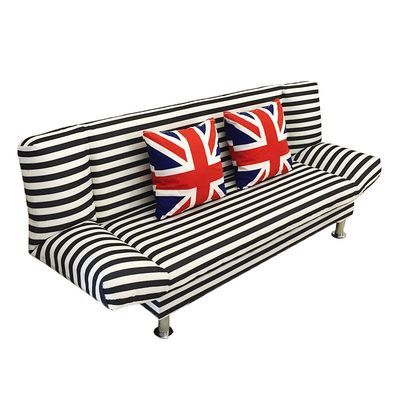 热卖畅销折叠沙发床懒人布艺单人折叠床小户型沙发床单人1.2双人1