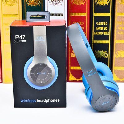 2020新品特卖无线蓝牙耳机头戴式重低音可插卡可通话安卓苹果手机