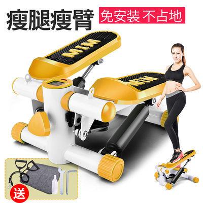 热卖畅销步神MIN踏步机家用静音脚踏机器材免安装瘦腿减肥健身器