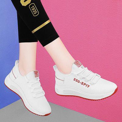 2020春夏爆款女鞋软底舒适休闲运动保暖月子鞋跳舞鞋跑步鞋