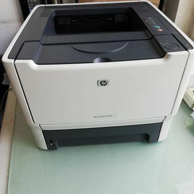 惠普2015d黑白激光打印机支持双面打印学生作业小型办公