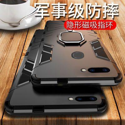 oppor11手机壳防摔r11s保护套磨砂R11splus全包硅胶硬壳R11pl