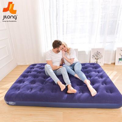 热销充气床垫单人 双人加厚懒人气垫床家用户外帐篷床便携折叠床