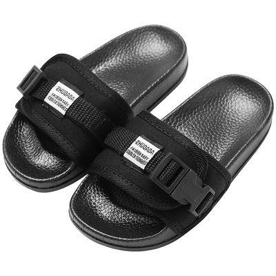 夏季儿童凉拖鞋男童防滑软底可爱女孩中大童专用小公主时尚外穿鞋