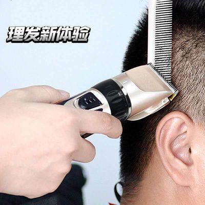 通用理发器充电式电推剪子成人儿童剃头发刀光头剃头发工具递头刀