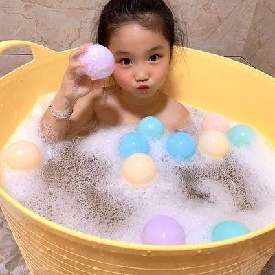 大号加厚儿童洗澡桶宝宝浴桶小孩子泡澡桶塑料沐浴桶婴儿浴盆澡盆