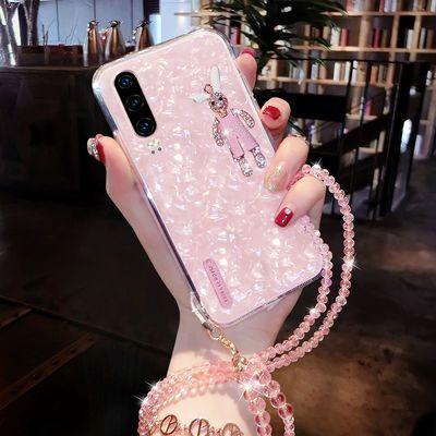 华为P30手机壳女网红硅胶防摔纯色P30pro保护套新款超薄可爱全包p