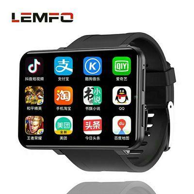 LEMFO LEMT 4G智能手表 2.8英寸大屏2700mah智能安卓手表GPS电话