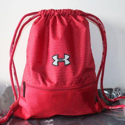 束口抽绳包袋足球篮球包运动跑步健身旅行休闲包轻便双肩学生背包