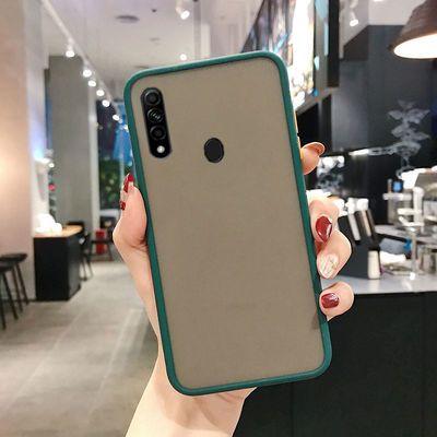 OPPOa8手机壳男女网红可爱防摔硅胶女韩版定制磨砂撞色透明可爱潮