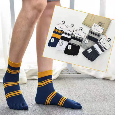 10双男士五指袜男棉女夏防臭袜分趾男袜五趾袜子男棉袜女士分趾袜