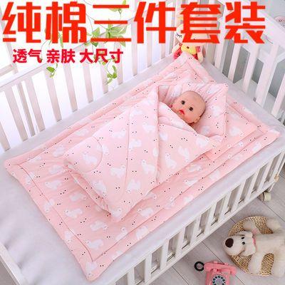 新生儿抱被春秋小被子套装纯棉初生婴儿包巾包被加厚包裹宝宝用品