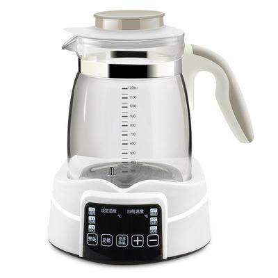 热销恒温调奶器温奶器暖奶器玻璃电水壶婴儿智能冲奶器热奶器泡奶