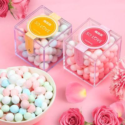 吐息糖玫瑰香体糖果女持久体香糖接吻糖网红约会薄荷口气清新38g
