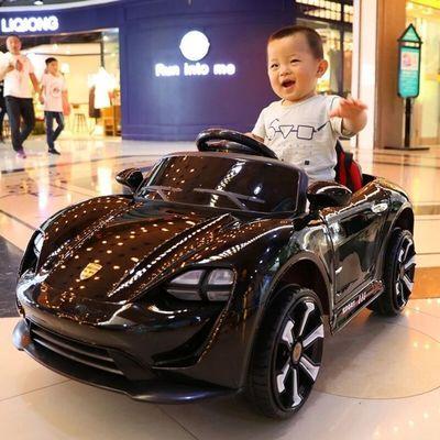 婴儿童电动车四轮遥控可坐人新款小孩充电瓶车子男女宝宝玩具汽车