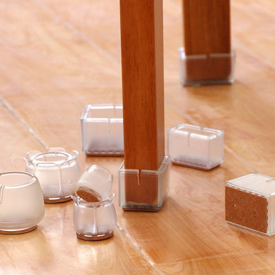 。铁凳子腿椅子脚保护套耐磨凳子桌脚垫家用静音防滑垫椅子塑料脚