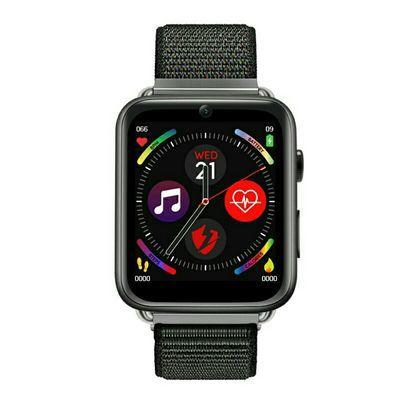 LEMFO LEM10 4G智能手表 3+32G安卓GPS定位成人智能手机电话手表