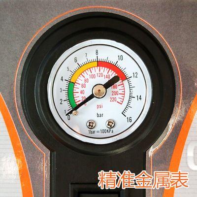 充气泵汽车应急轮胎补气车载充气泵大功率汽车打气泵电动高压12v