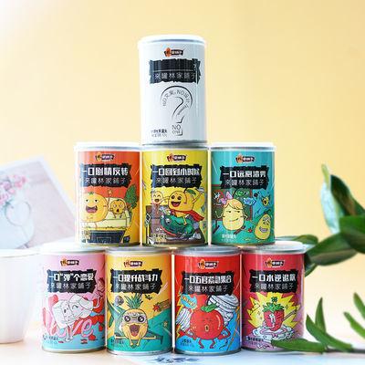 林家铺子新鲜水果罐头425g*6罐黄桃菠萝草莓什锦椰果杨梅雪梨橘子