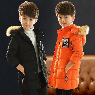 儿童棉衣外套童装冬装男童棉服2018秋冬季新款小孩冬天衣服棉袄