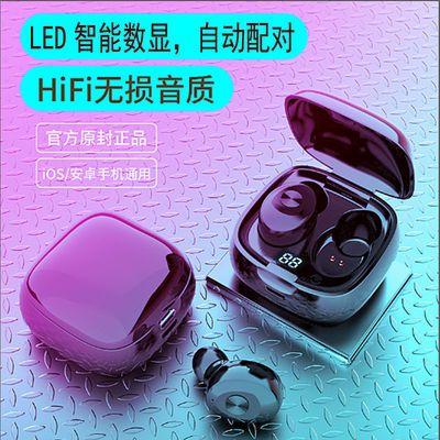 爆款XG8TWS蓝牙耳机数显蓝牙耳机运动迷你入耳耳机无线立体声耳机