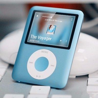 实惠mp4随身听mp3有屏播放器可爱迷你学生运动英语内置内存便携P3