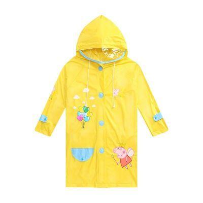 儿童雨衣套装男孩雨鞋雨裤雨伞幼儿园小学生中大童带书包位雨具