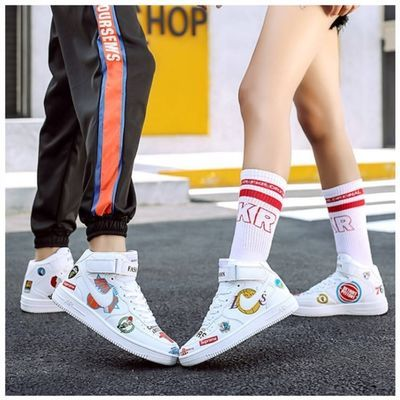 AF1空军一号板鞋小白鞋男鞋女鞋低帮休闲鞋运动鞋学生情侣鞋高帮