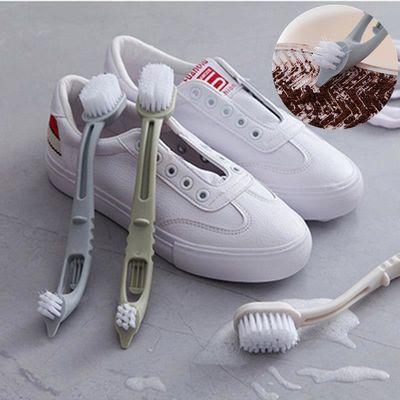 多功能长柄双面软毛洗鞋刷洗衣鞋刷洗鞋清洁鞋刷子刷鞋子清洁刷